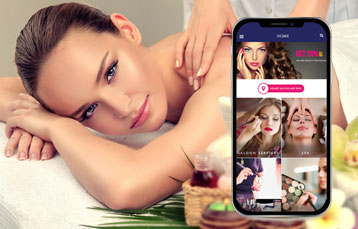 Beauty & Salon Appointment Booking Solution