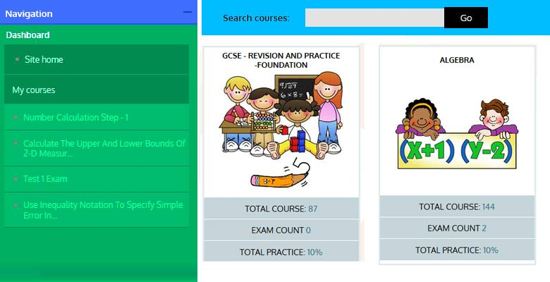 School Learning Management System